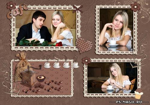 Как в фотошопе сделать коллаж и рамки - Opalubka-Pekomo.ru